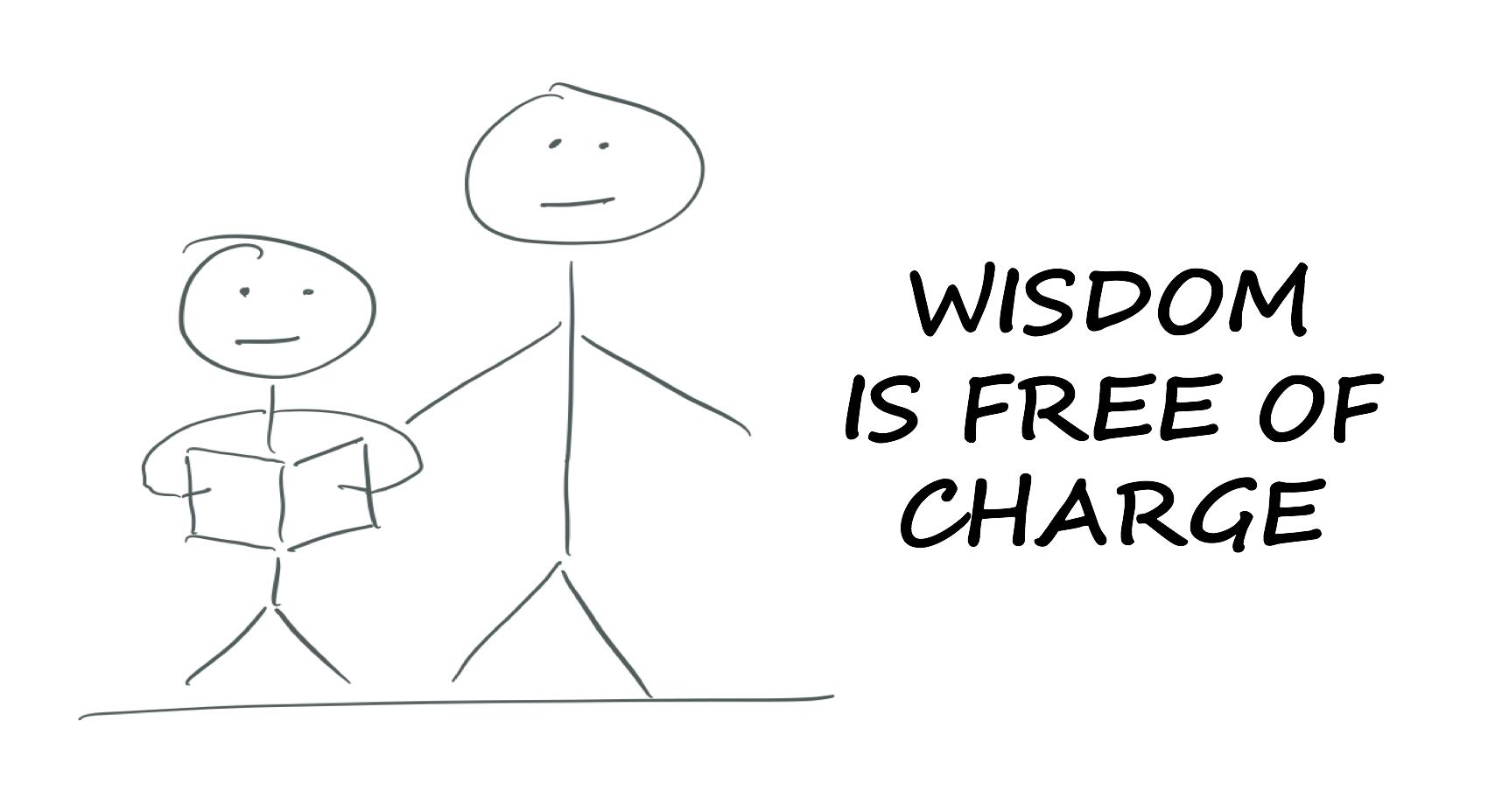 wisdom-is-free